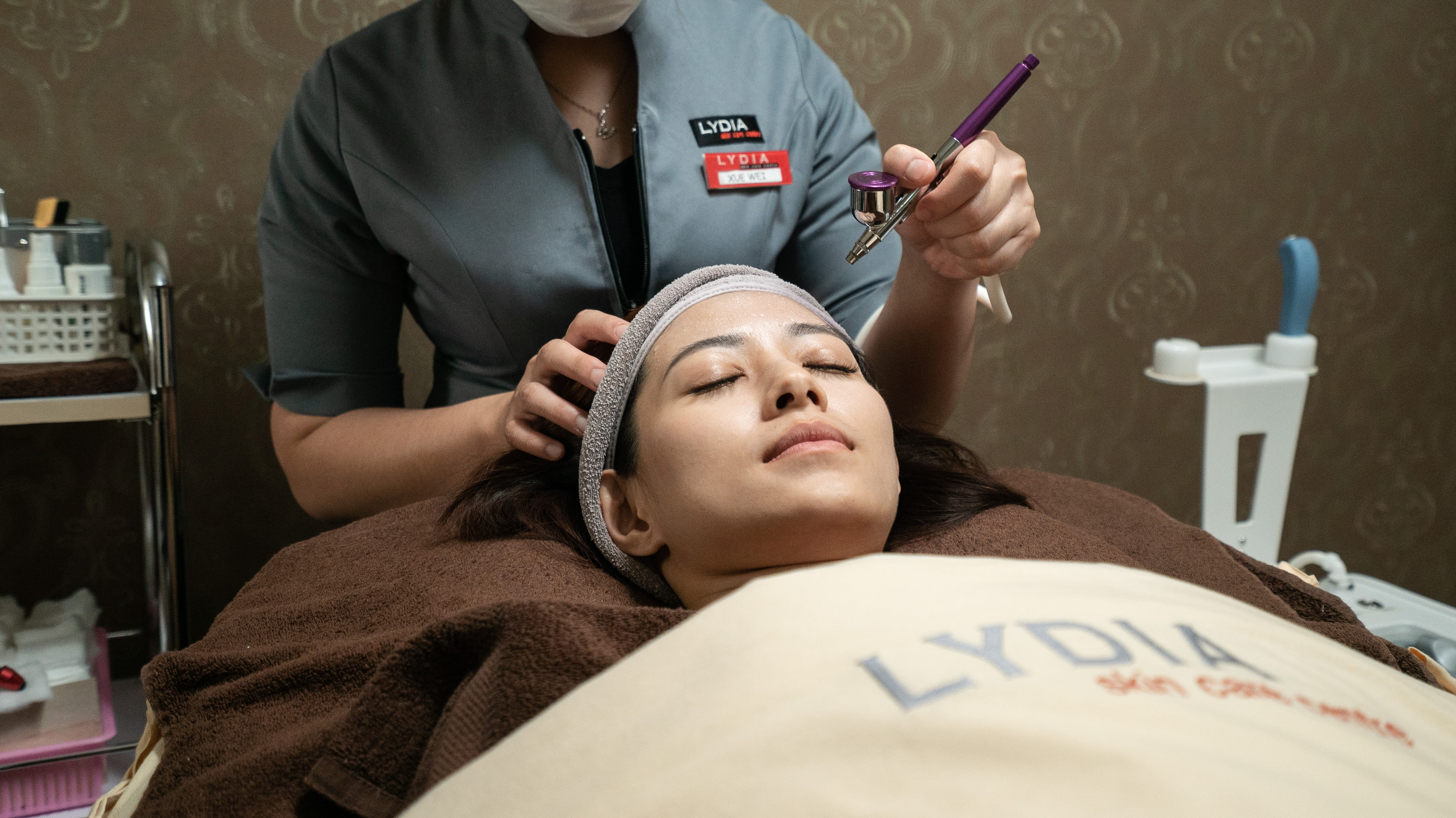 Oxyderm Treatment skin care lydia jb